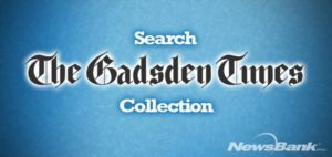 The Gadsden Times Collection - Newsbank
